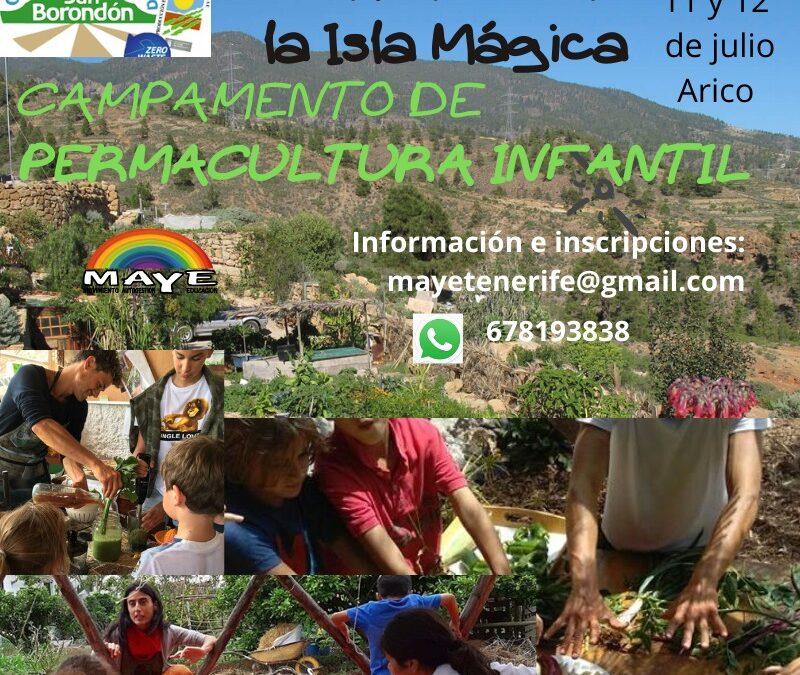 Campamento de Permacultura Infantil